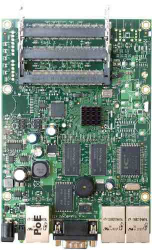 routerboard rb433  mikrotik 300 mhz  64 mb nivel 4 routeros