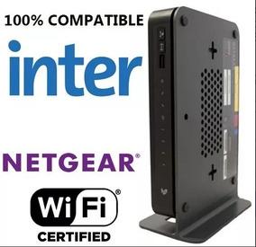 Router/modem Netgear Wireless Cg3000d Homologado Inter