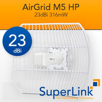 Ubiquiti Airgrid M5hp 5.8ghz 23dbi