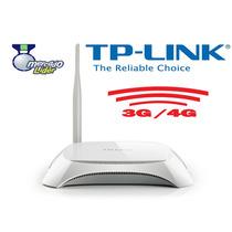 Router Tp-link Tl-mr3220, 3g/4g Para Bam 150mbps, 2.4ghz