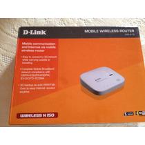 Router D Link Dir 412 ( Para Pendrive Gsm)