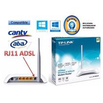 Módem Tplink Adsl2+ Wifi N150 Td-w8901n Banda Ancha Internet