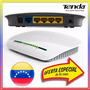 !wow Oferta! Router Inalambrico Tenda W268r 150mbps Lan Wifi