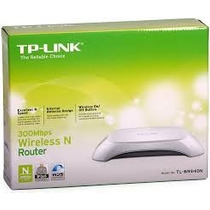 Router Wireless 300mbps N Tp Link Tl-wr840n