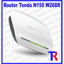 Router Inalambrico Tenda W268r 150mbps Antena Interna Wifi