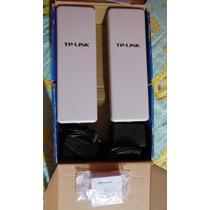 Antenas Wifi Tp-link Tl-wa7510n 5.8ghz/500wm/150mbps/15km