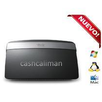 Router Nuevo Cisco Linksys E2500 Internet 600 Wifi Cable