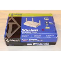 Router Advantek Wireless Networks 10/100
