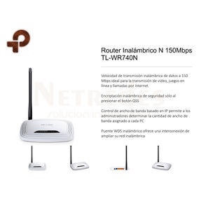 Router Wifi Tp Link Tl Wr740n Firmware Dd Wrt  Repetidor
