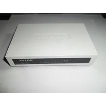 Switch Tp-link 5 Puertos 10/100 Mbps Desktop,md. Tl-sf1005d