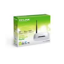 Router Inalambrico Tp-link Tl-wr741nd 150mbps Wifi Wan Lan