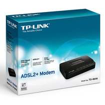 Modem Tp-link Internet Banda Ancha Adsl2+ Td-8616 Nuevo!!