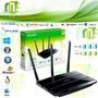 Router Gigabit Dual Band Wireless N750 750mbps Tp-link 5ghz