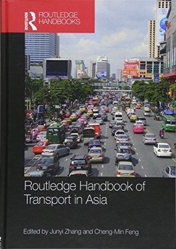 routledge handbook of transport in asia junyi zhang