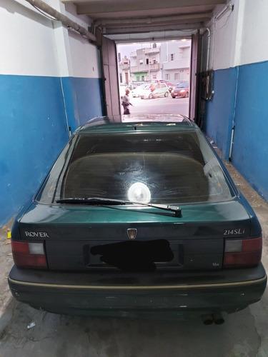 rover 214 1.4 214 sli 1995