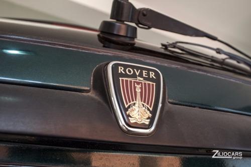 rover 214 si full nafta verde 1996 unico dueño