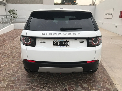 rover discovery land