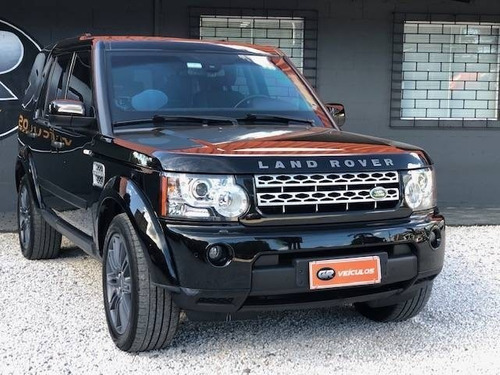 |rover discovery land