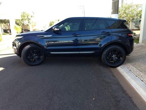 rover evoque 2012 pure tech azul 4 portas