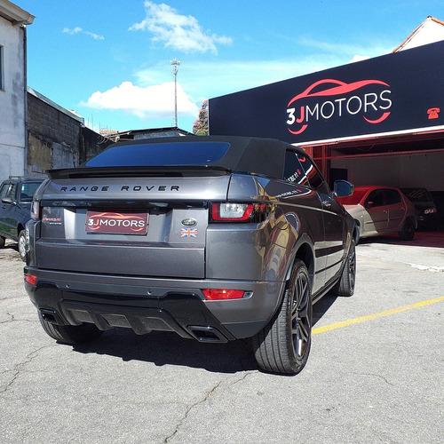 rover evoque cabrio land rover range