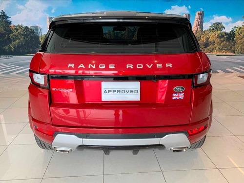 rover evoque land