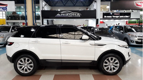 rover evoque land