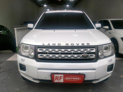 rover freelander land