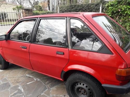 rover maestro 1.3 nafta 119mil km reales!!! se va x 1750