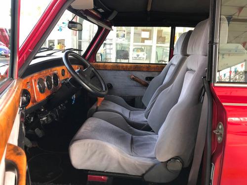 rover mini cabriolet clásico edición limitada sólo 300 pzas.
