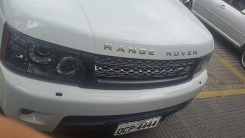 rover range  hse 5p