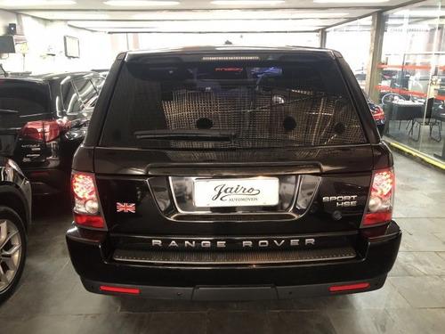 rover sport range