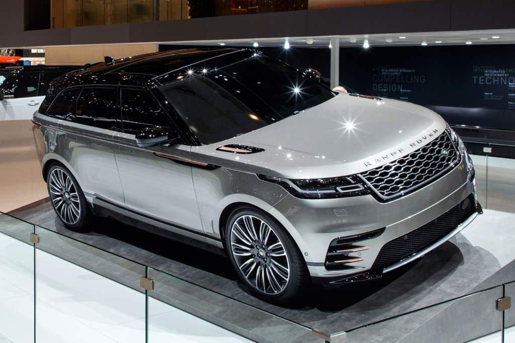 range rover velar hse 2 0 gasolina automatico 2018 r em mercado libre. Black Bedroom Furniture Sets. Home Design Ideas