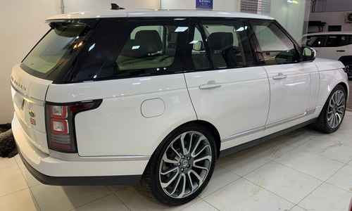 rover vogue land