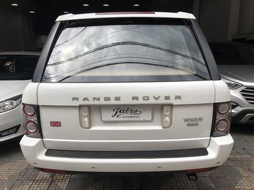 rover vogue range