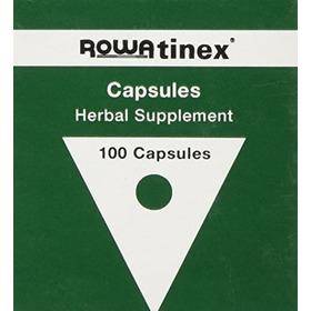Rowatinex Capsulas 100 Capsulas Por Rowa