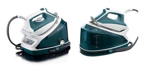 rowenta dg7530 plancha a vapor en acero tanque agua xl 1800w