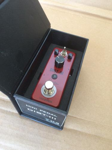 rowin pedal distorsion 3 guitarra bajo rat ds2 overdrive