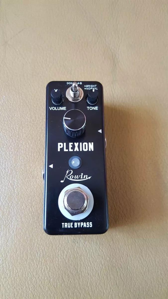 Rowin Plexion Lef-324 Plexi Marshall Guitar Tone Pedal