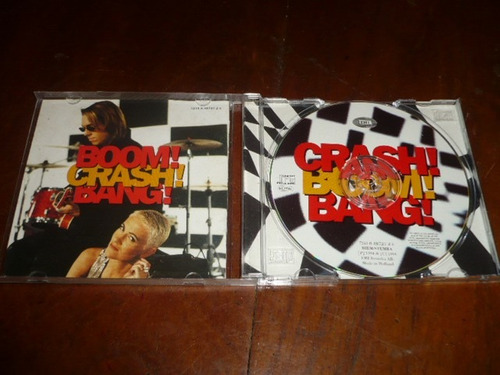 roxette - crash! boom! bang!  1994 holland ozzyperu