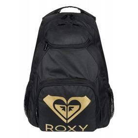 mejor amado Mejor precio moda mejor valorada Roxy Mochila Lifestyle Shadow Swell Printed Mujer Negro Fkr