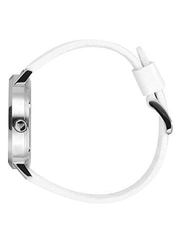 eb48dc93c424 Roxy Mujer Rx   1008blsv La Real Plata-tono Y Blanco Reloj D ...