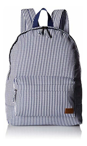roxy women  s sugar baby canvas solid backpack