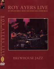 roy ayers live brewhouse jazz dvd lacrado importado