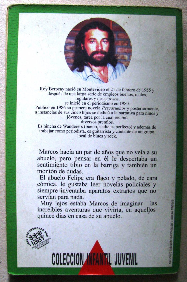 Roy Berocay El Abuelo Mas Loco Del Mundo - $ 190,00 en Mercado Libre
