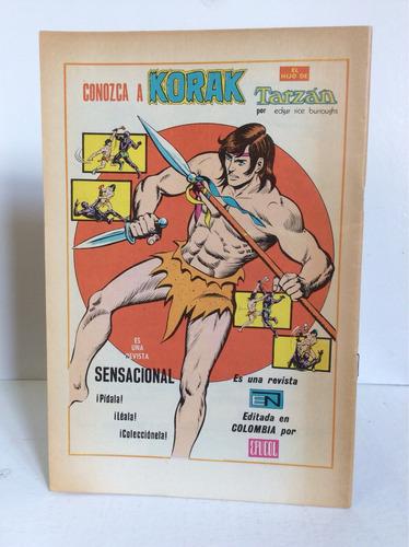 roy rogers año i número 6 - 7 año 1975 cómic antiguo novaro