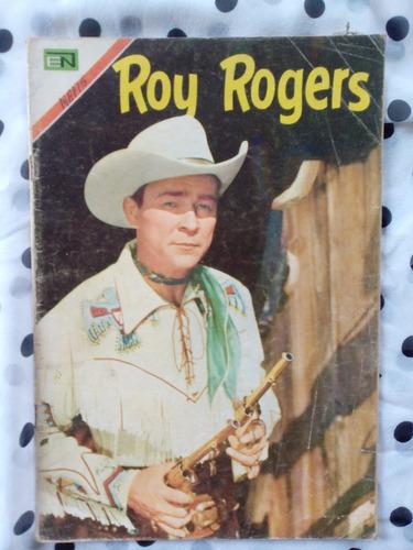 roy rogers  nro 182 novaro  comics 1967