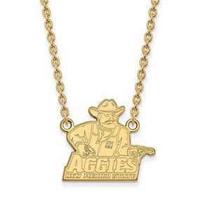 38abbc05e738 Roy Rose Jewelry 14k Gold Gold Logoart New Mexico State Uni