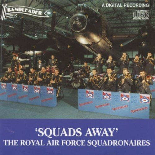 royal air force squadronaires: escuadrones de distancia