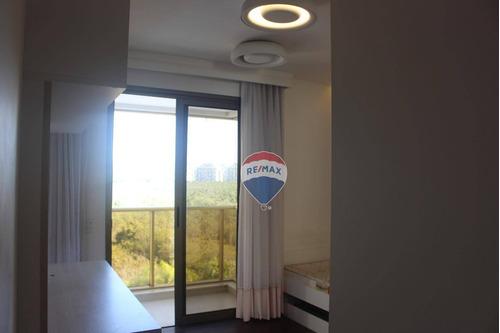 royal blue, 3 suites, barra da tijuca - ap1621