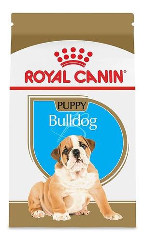 royal canin bulldog puppy 13.6 kg nuevo original sellado